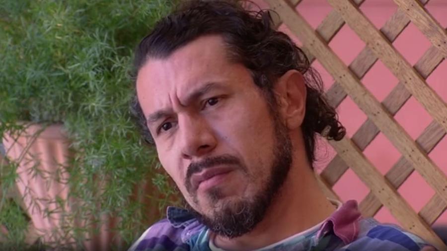Rômulo critica Marcos e Ilmar - Reprodução/TV Globo