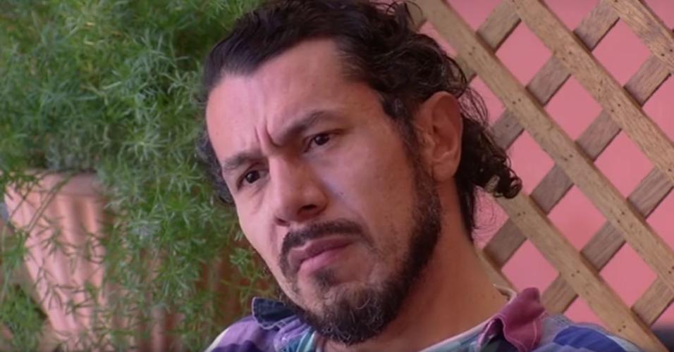 Rômulo critica Marcos e Ilmar