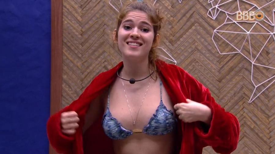 """Ana Clara é segunda colocada no """"queridômetro"""" - Reprodução/GlobosatPlay"""