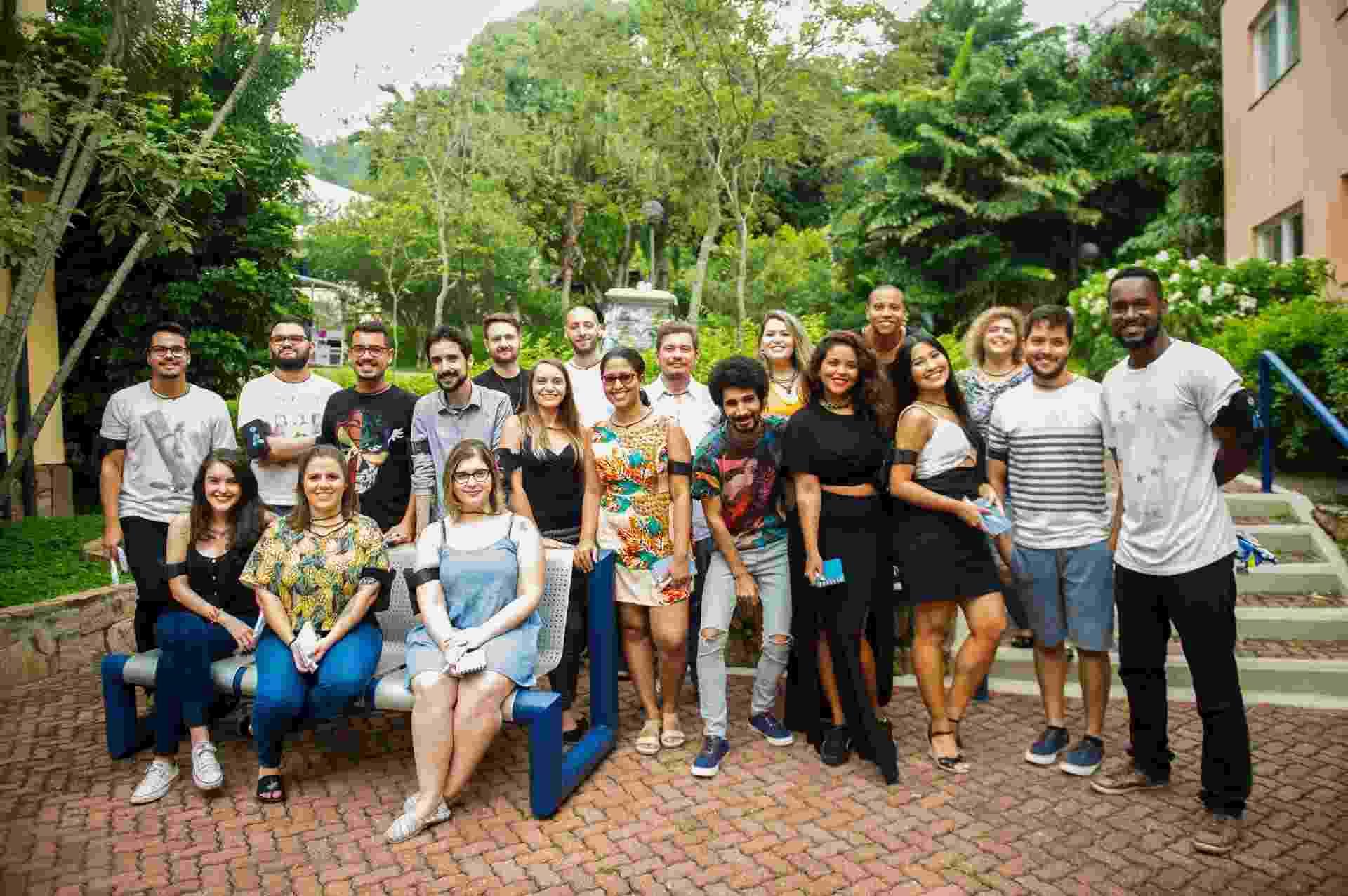 """""""BBB Experience"""": grupo de jornalistas e influenciadores digitais visitou a casa do """"Big Brother Brasil"""" - Divulgação/TV Globo"""