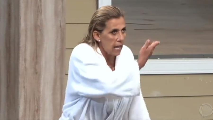 Rita se irrita com Marcelo Ié Ié - Reprodução/R7