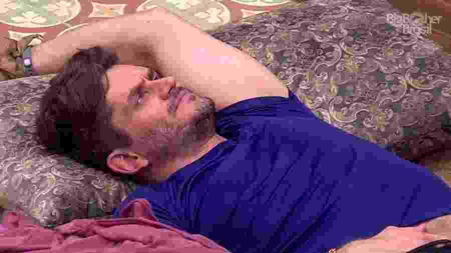 Marcos diz que Emilly é imatura  - Reprodução/TV Globo