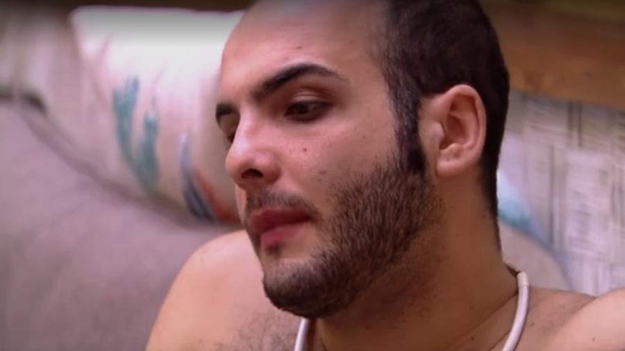 Mahmoud teme novo paredão - Reprodução/Tv Globo