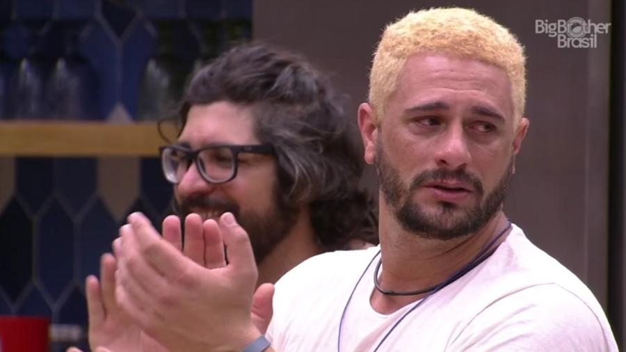 """Daniel: """"São Paulo só é bom para quem é rico"""" - Reprodução/Tv Globo"""