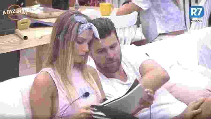 Flávia Viana conversa com Marcelo Ié Ié sobre Rafael Ilha  - Reprodução/R7