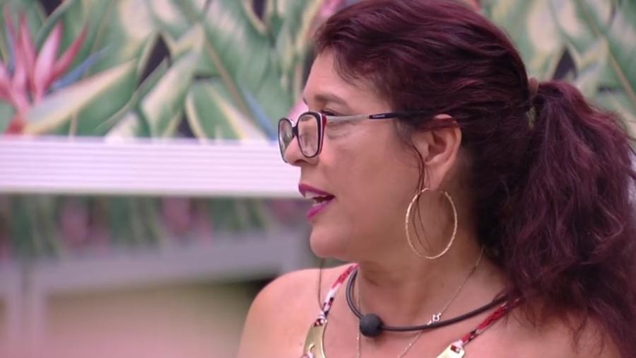 Mara reclama de Mahmoud para Wagner e Nayara - Reprodução/Globoplay