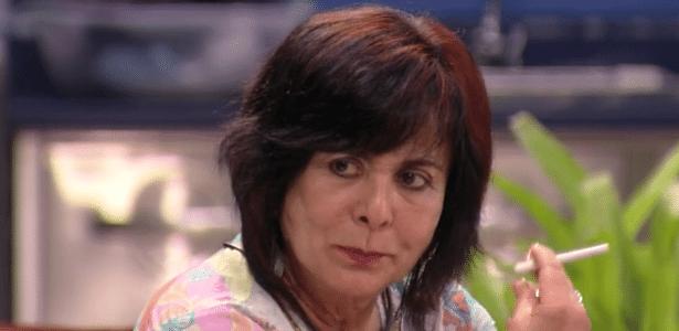 """Harumi foi a primeira eliminada do """"BBB16"""", com 65% dos votos - Reprodução/TV Globo"""