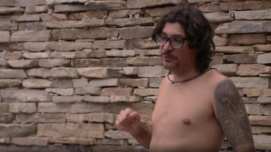 Ilmar elogia a personalidade de Emilly - Reprodução/TV Globo