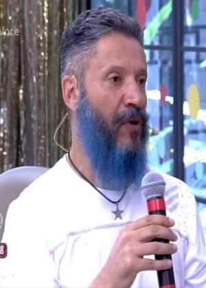 """Segundo eliminado do """"BBB16"""", Laércio participa do programa """"Mais Você"""" - Reprodução/Globo"""