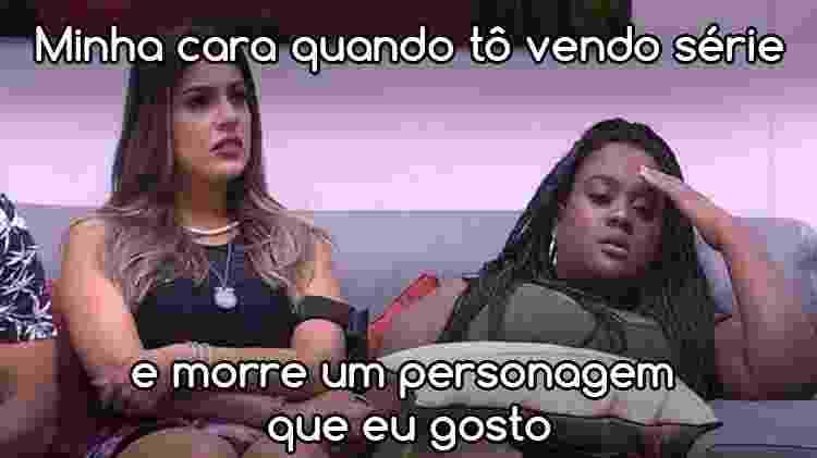 Diva BBBEmilly 7 - Reprodução/Globo e Arte/Diva Depressão - Reprodução/Globo e Arte/Diva Depressão