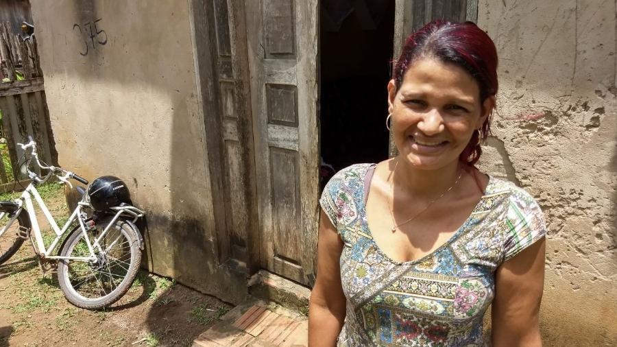 """Vanuzia Damasceno, mãe de Gleici, diz que """"a vida virou uma loucura só"""" desde a vitória da filha no """"BBB18"""" - Fábio Pontes/UOL"""