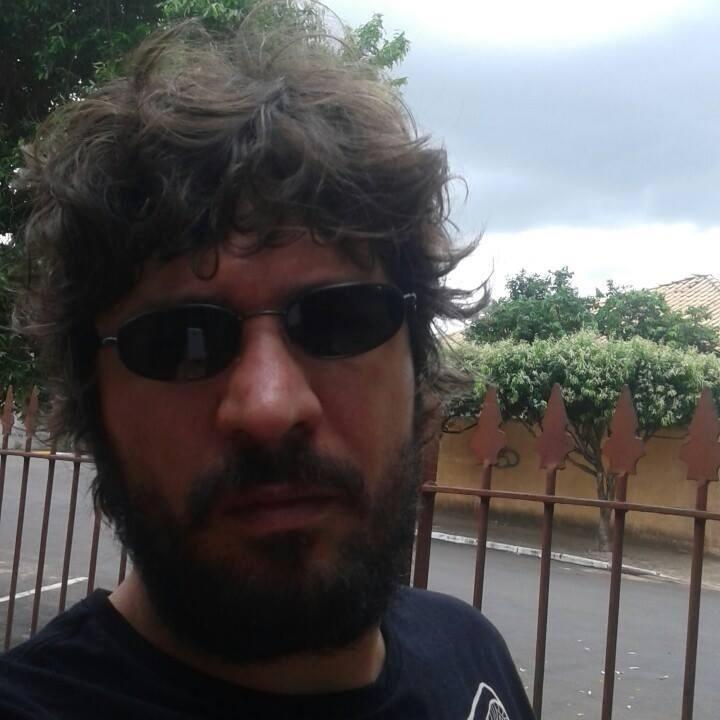 """O advogado Ilmar Fonseca, participante do """"BBB17"""""""