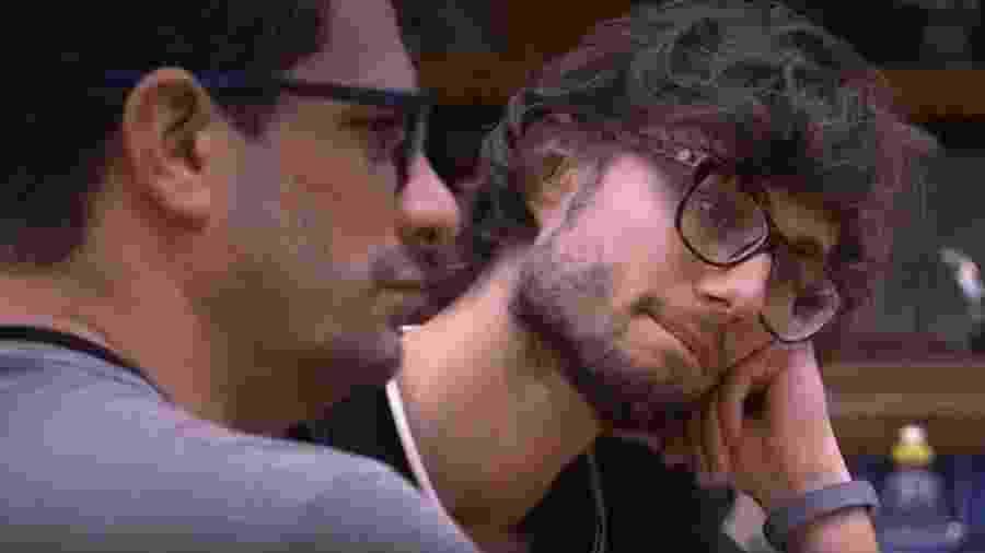 Pedro: vítima do porre de Emilly - Reprodução/TV Globo