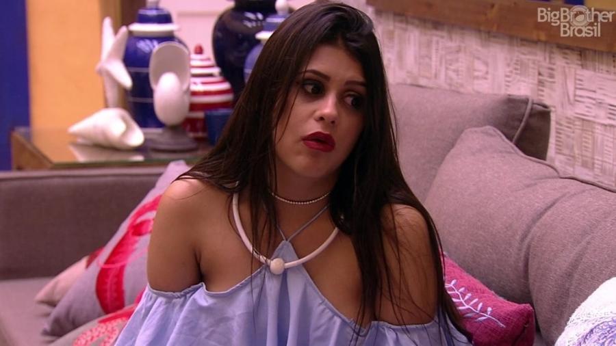 Ana Paula conversa com Ana Clara sobre bronca de Tiago Leifert - Reprodução/Globoplay