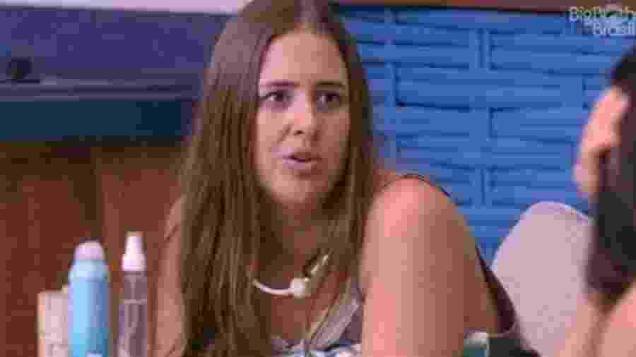 Patrícia diz que já perdoou traição  - Reprodução/Tv Globo