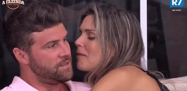 Marcelo pergunta para Flávia onde relacionamento vai dar