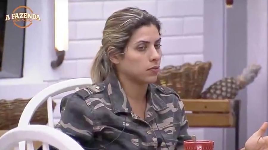 Ana Paula Minerato reclama sobre mudança de comportamento de Marcos Harter - Reprodução/R7