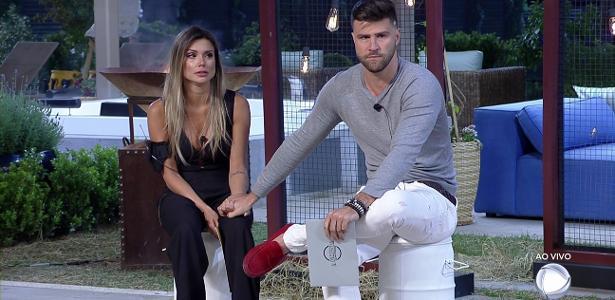 """Flávia Viana e Marcelo Ié Ié formam a nona roça de """"A Fazenda 9"""""""