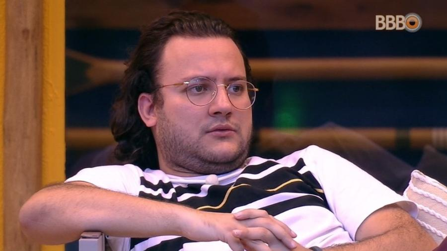 "Diego do ""BBB18"" - Reprodução/Globoplay"