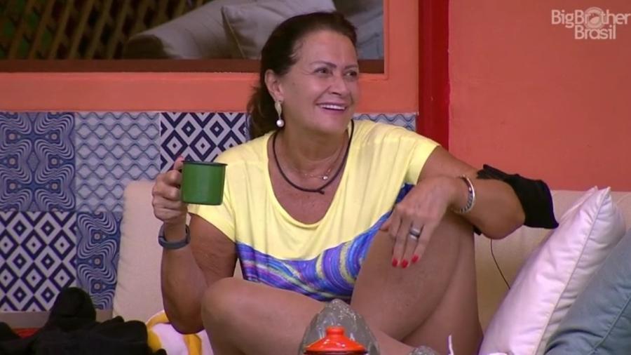 """Ieda fala sobre homens que lhe atraem: """"Bial, William Bonner"""" - Reprodução/TV Globo"""