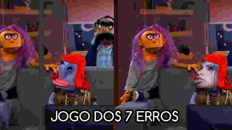 Diva BBB 3 - Reprodução/TV Globo e Arte/Diva Depressão - Reprodução/TV Globo e Arte/Diva Depressão