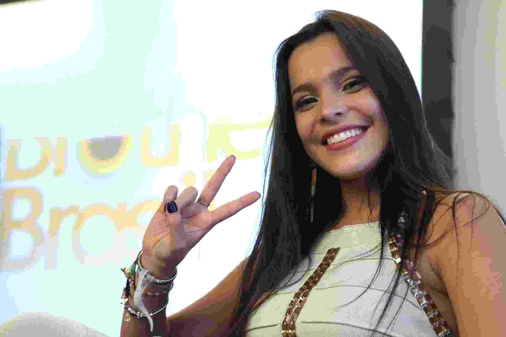 """Campeã do """"BBB17"""", Emilly Araújo - Marco Antonio Teixeira/UOL"""