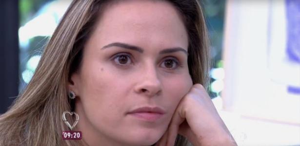 """Ana Paula teve participação marcante no """"BBB16"""" - Reprodução/TV Globo"""