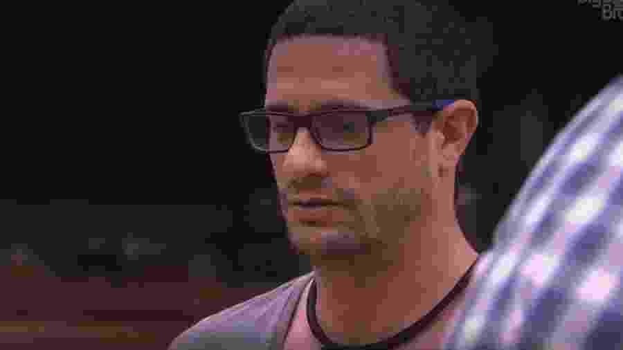 Daniel fala mal de colegas de trabalho - Reprodução/TV Globo
