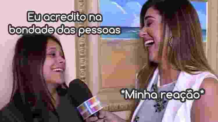 Ana Paula - Fotomontagem/Diva Depressão - Fotomontagem/Diva Depressão