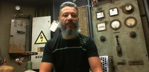 """Laércio disputa o paredão do """"BBB16"""" com Ana Paula - Reprodução/BBB16/GShow"""