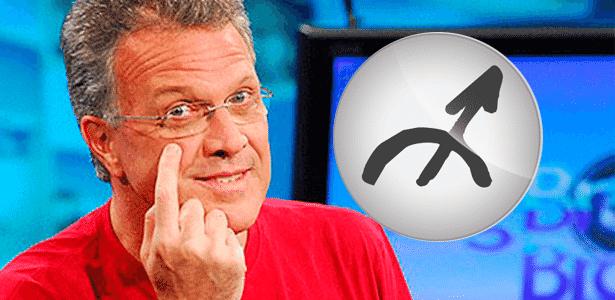 Diva Signos - Pedro Bial/Sagitário - Reprodução/TV Globo e Montagem/Diva Depressão - Reprodução/TV Globo e Montagem/Diva Depressão