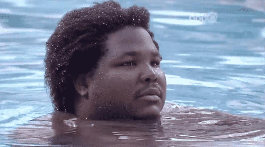 """22.mar.2016 - Ronan lembra de Laham: """"Aquele dia eu fiquei bravo e nervoso"""" - Reprodução/TV Globo"""