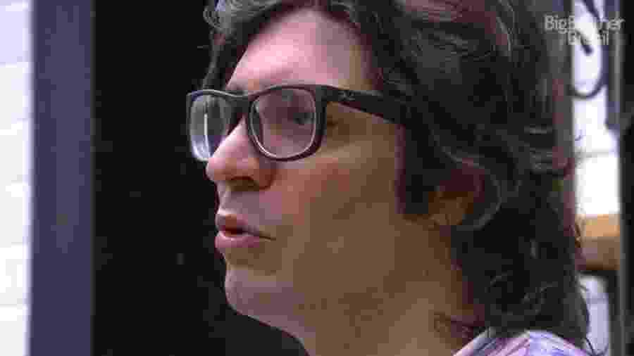 Ilmar fala de torcida contra - Reprodução/TV Globo