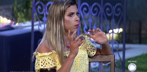 Ana Paula Minerato fala do episódio do edredom com Marcos