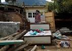 México: terremoto mata uma pessoa e derruba casas e ponte - Edgard Garrido/Reuters