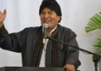 Evo Morales viaja a Cuba para cirurgia na garganta - Foto: Jose Lirauze/ABI