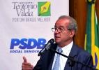 Aníbal agradece votos em prévia de SP e rebate críticas de Doria (Foto: Orlando Brito/Divulgação)