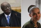 Marina volta a sinalizar que não vai compor chapa com Joaquim Barbosa - Agência Brasil/EstadãoConteúdo