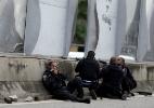 RJ: Região metropolitana registra 17 tiroteios no fim de semana - Ricardo Moraes/Reuters