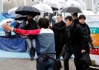 Tóquio faz primeiro exercício contra ataque norte-coreano a míssil - Kim Kyung-Hoon/Reuters