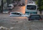 Temporal em São Paulo causa duas mortes e trava trânsito - Marcelo D. Sants/FramePhoto/Estadão Conteúdo