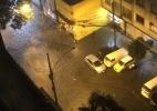 Chuvas fortes deixam o Rio em estado de atenção - Reprodução/Facebook
