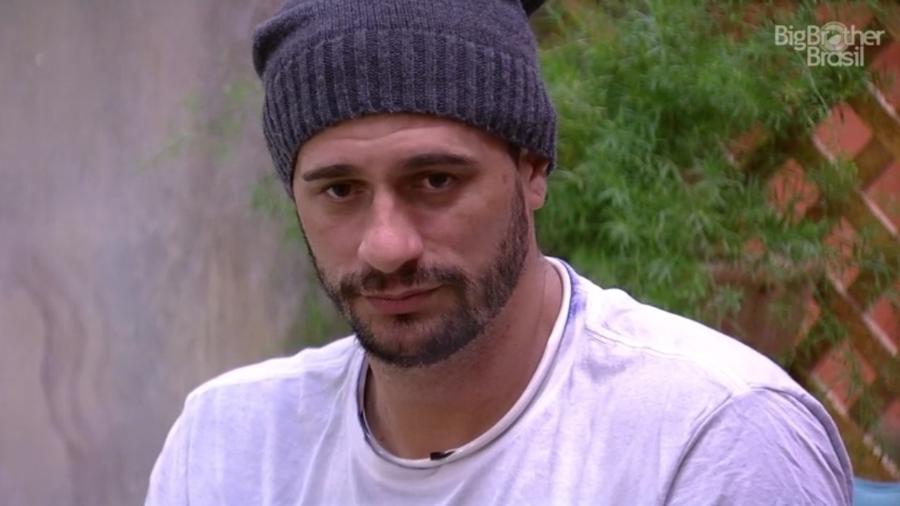 Daniel afirma ter subestimado Emilly - Reprodução/TV Globo