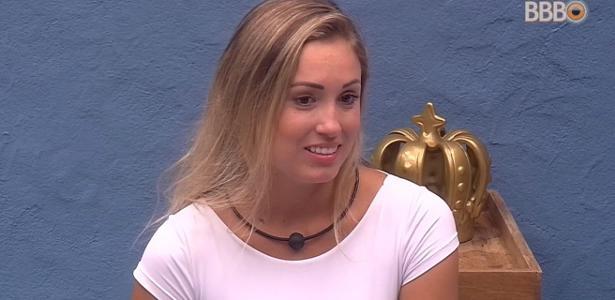 "Jéssica critica ""ex-BBB"" Ana Paula"