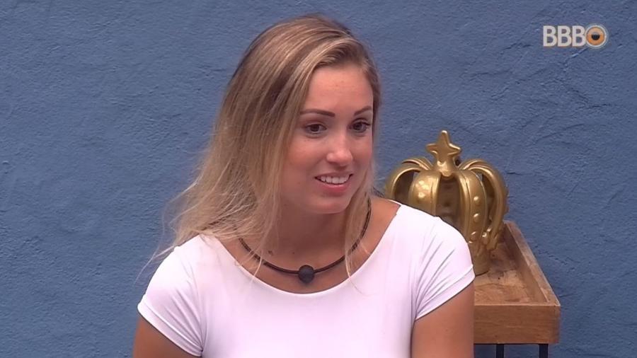 """Jéssica critica """"ex-BBB"""" Ana Paula - Reprodução/GlobosatPlay"""