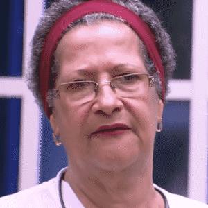 """16.mar.2016 - Geralda se diz indiferente com Maria Claudia, mas que não guarda raiva ou rancor no """"BBB16"""" - Reprodução/TV Globo"""