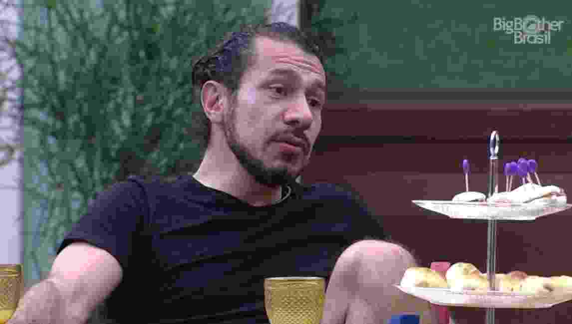Rômulo diz que Daniel não curtiu ficar no lado mexicano e brother confirma - Reprodução/ TV Globo
