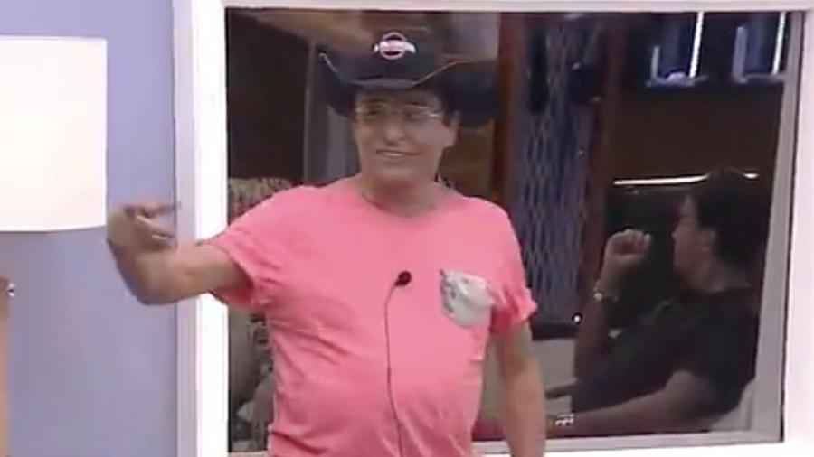 """Nahim é o novo fazendeiro da semana em """"A Fazenda 9"""" - Reprodução/R7"""