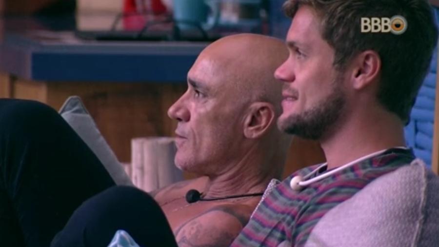 Ayrton e Breno comentam saída de Wagner - Reprodução/Globosatplay