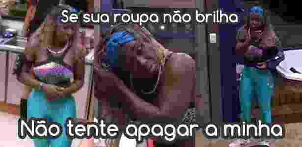 Diva Adélia 4 - Reprodução/Globo e Montagem/Diva Depressão - Reprodução/Globo e Montagem/Diva Depressão